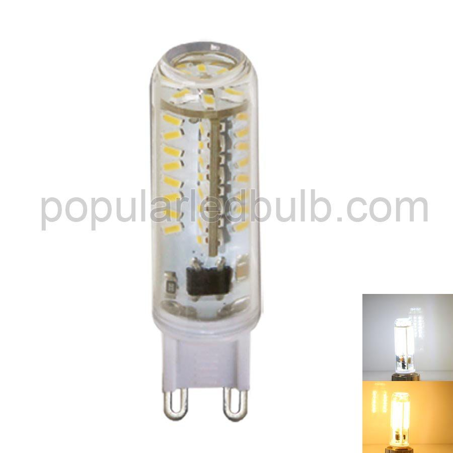 AC 230V G9 LED 3W 170-200lm 3200K led 3014 SMD Light Bulb leds