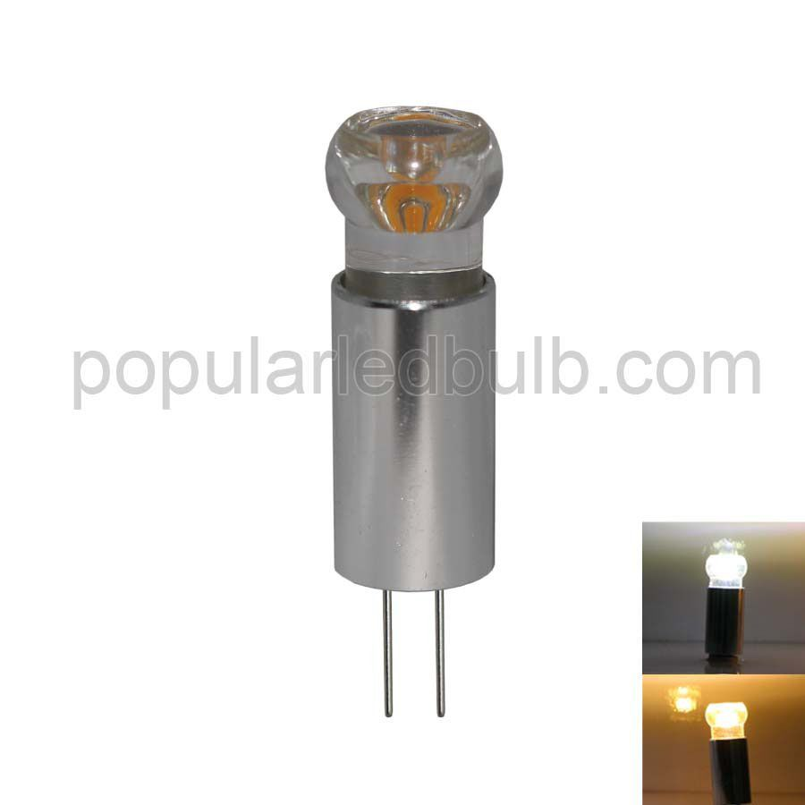 DC 12V G4 LED 1.5W 35-45lm 2700K led Replacement 15W halogen