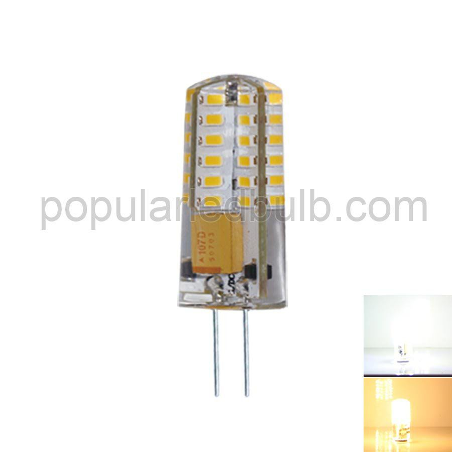G4 LED Bulbs  AC DC 12V G4 LED 3W 3000K led 3014 SMD G4 Dimmable Light Bulb Leds
