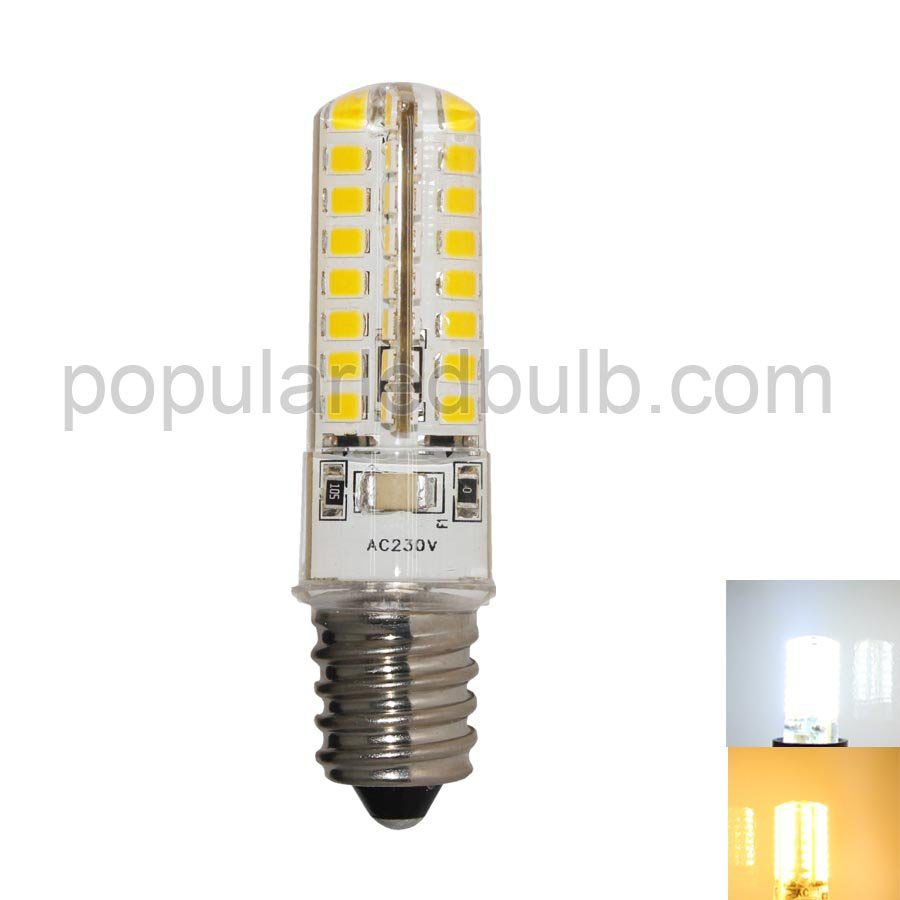 AC120V or 230V E14 LED 4W 290-310lm 6000K led 2835 SMD superbright leds