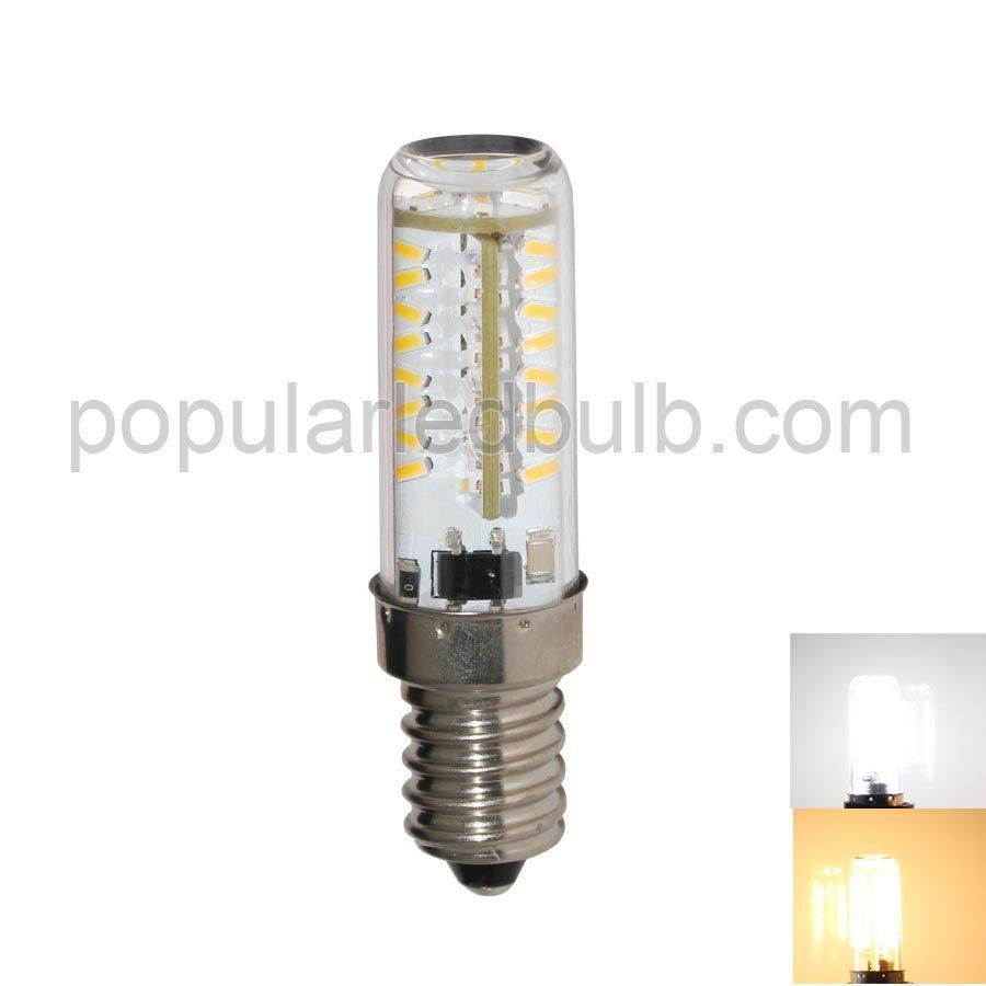 AC120V or 230V E14 LED 3W 170-200lm 6000K led 3014 SMD superbright leds