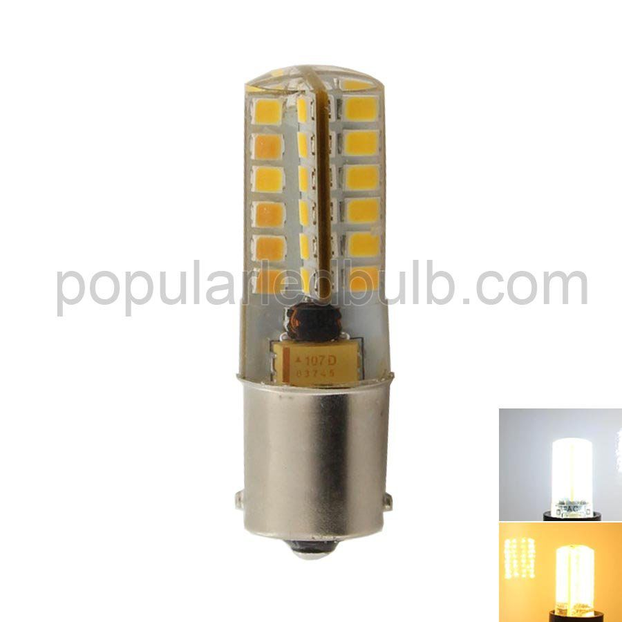 AC DC 12V BA15S LED 3W 240-260lm 3000K led 2835 SMD superbright leds