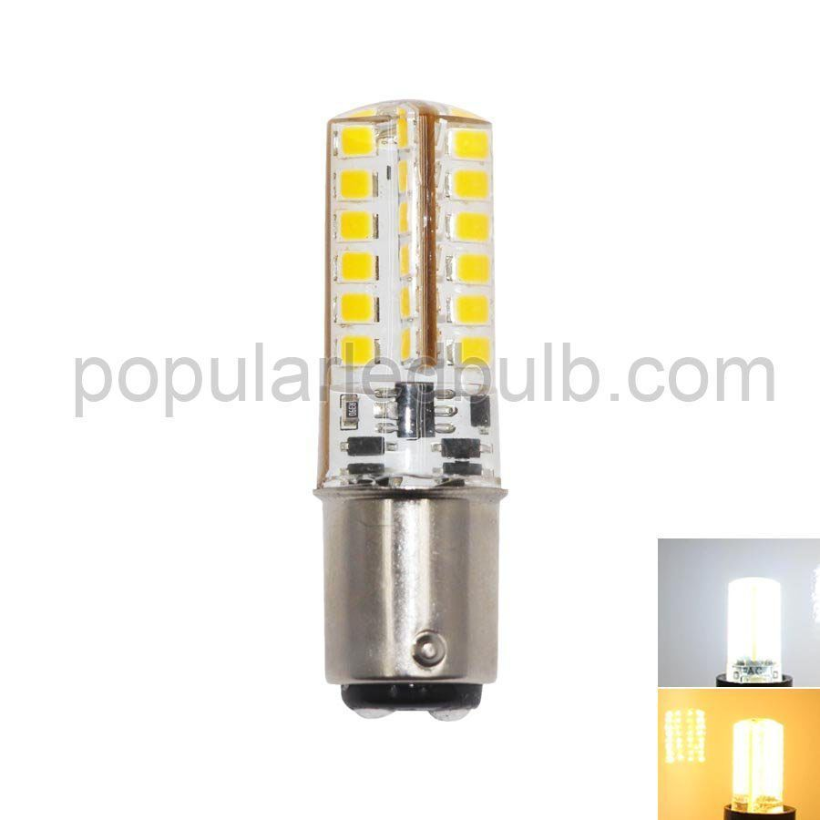 AC DC 12V BA15D 3W LED 240-260lm 3000K led 2835 SMD superbright leds