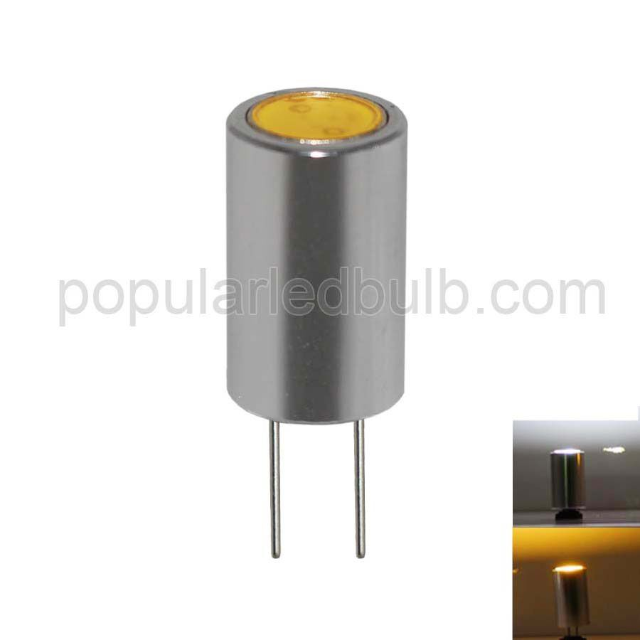 DC 12V G4 LED 0.5W 50-60lm 7000K led  Light Bulb Leds with Aluminum Series