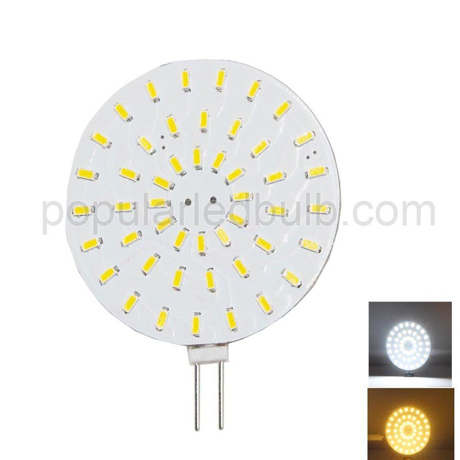 AC DC 12V G4 LED 1.5W 230-250lm 3000K led Warm/Cool white Led Light