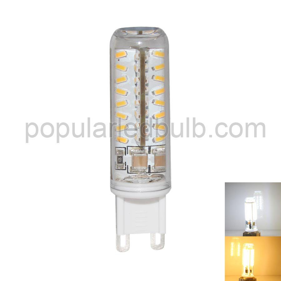 AC 120V/230V G9 LED 2.5W 160-190lm 2700K led 3014 SMD Light Bulb leds