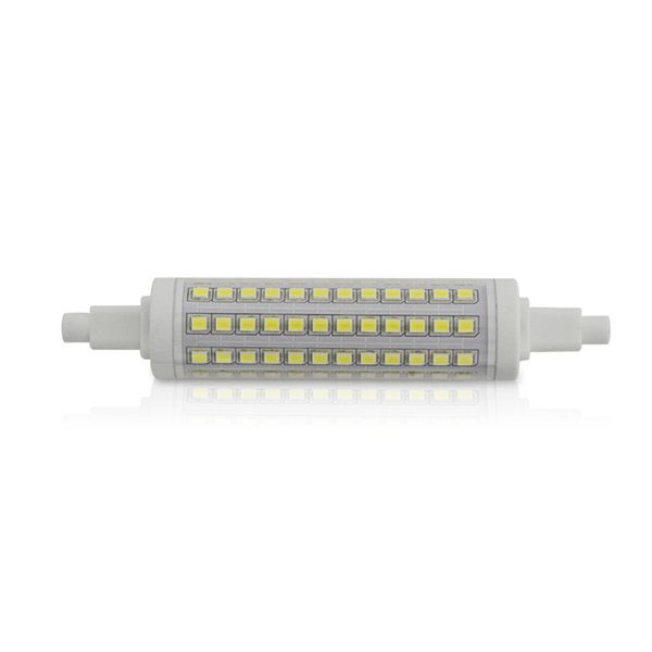 AW LED light R7S 96LED 9W SMD 2835 LED Flood Light Replace Halogen Lamp Corn Bulb AC85-265V Dimmable
