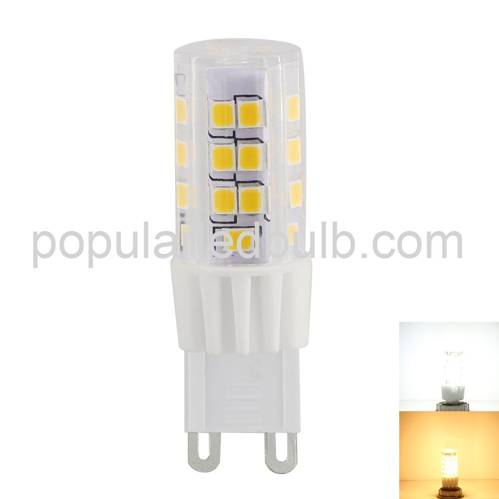 AC 120V G9 LED 2.5W 380-420m 3000K led 2835 SMD Light Bulb ledG9