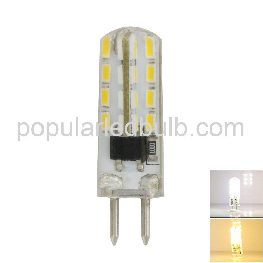 AC120V or 230V GU5.3 LED 1.5W 80-100lm 6000K led 3014 SMD superbright leds