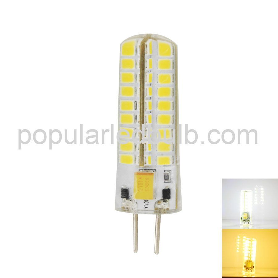 AC DC 12V GY6.35 LED 4W 300-340lm 6000K led 2835 SMD superbright leds