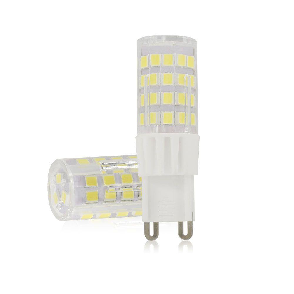 G9 bulb G9 AC230V 51 led lamp SMD2835