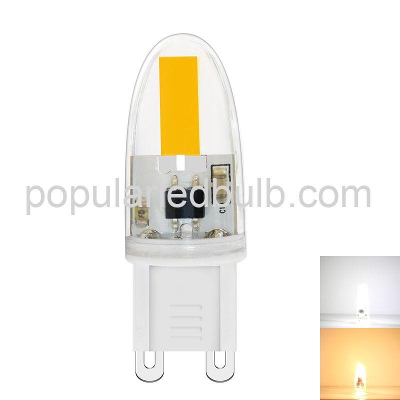 G9 1.6W 170-200lm 7000K led bulb
