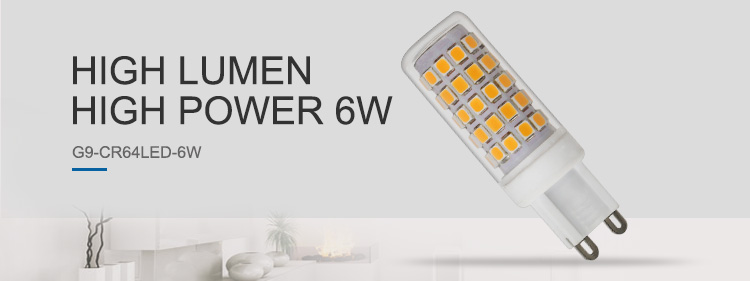G9 LED Bulbs G9 bulb G9 AC230V 51 led lamp SMD2835