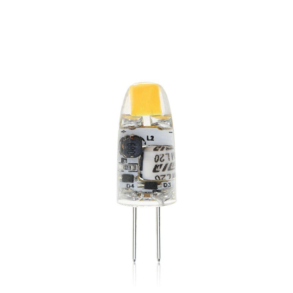 AC DC 12V G4 LED 1.1W 100-120lm 3000K led 360 Bean Angle Light
