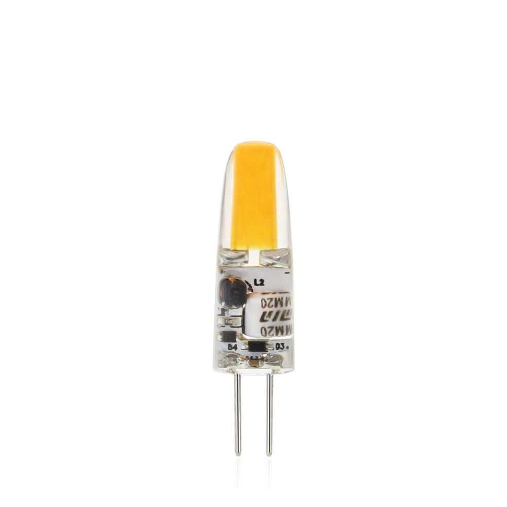 AC DC 12V G4 LED 1.6W 100-120lm 3000K led 360 Bean Angle Light Bulb Leds