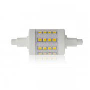 AC85-265V R7S LED 5w 400-500lm 3200K led 2835 SMD led superbright leds
