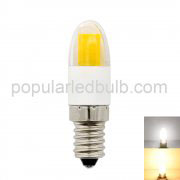 AC120V E12 LED 2.5W 250-280lm 6000K led COB SMD Light Bulb leds