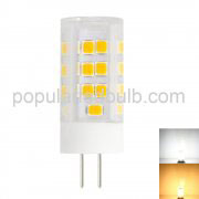 G4 High Voltage AC 120V or 230V 430 Lumens Ceramics bulb