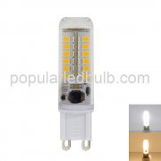 G9 No Flicker Bulb SMD2835 Chip 300Lumens PC housing Lamp