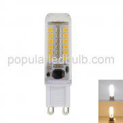 G9 No Flicker Bulb SMD2835 Chip 300Lumens PC housing Lamp